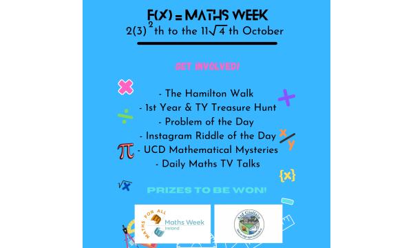 Maths Week 2021