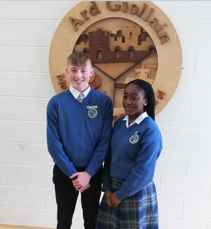 A Word from Ruairí Harkin, Head Boy 2019-20