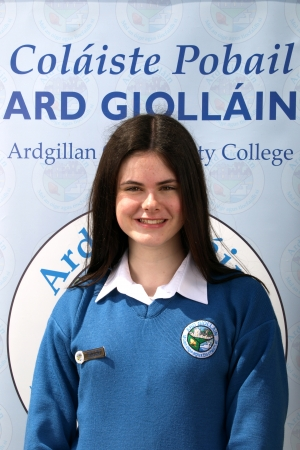 A Word from Amy Melia, Head Girl